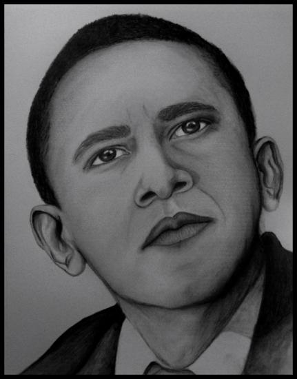 Barack Obama por zakroyglaza